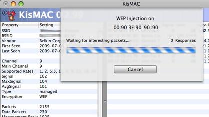 kismac 0.2.99 gratuit